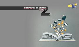 Copy of INDICADORES DE GESTIÓN P2