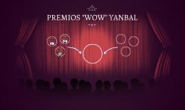 PREMIOS WOW YANBAL