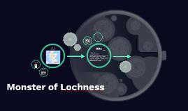 Monster of Lochness