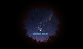 Constellations and Origins