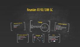 Reunión 05/02/2018 5C