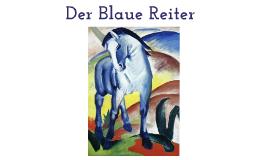 emilio diaz,der blaue reiter