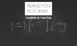 l'académie de transition