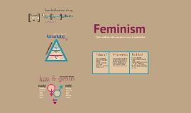 Copy of Patriarkatet & feminismen