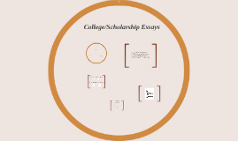College/Scholarship Essays