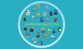 Iowa Children's Choice Award 2013 - 2014