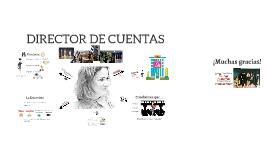 DIRECTOR DE CUENTAS