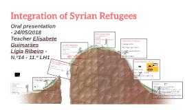 Refugee Integration