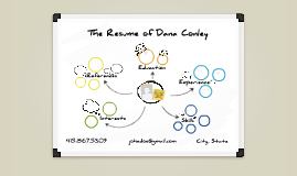 White Board Prezumé by Ccdatasource Conley