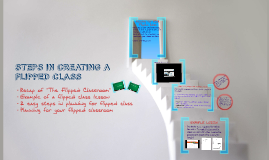 Getting Started with Flipped Class