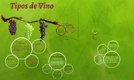 Copy of Tipos de Vino