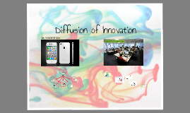 Copy of Diffusion of Innovation