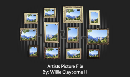 Artists Picture File