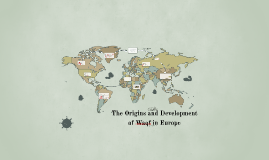 The Origins and Development of Waqf