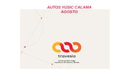 AUTOS YUSIC CALAMA REUNIÓN AGOSTO