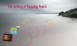 The history of Paspaley Pearls