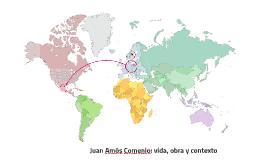 Juan Amós Comenio: vida, obra y contexto