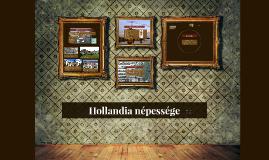 Hollandia népessége