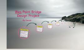Wes Point Bridge