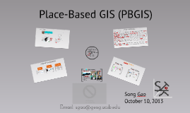 Place-based GIS