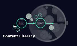 Content Literacy