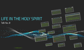 Copy of LIFE IN THE HOLY SPIRIT