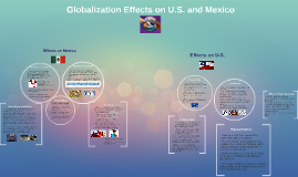 Copy of Globalization Effects on U.S. and Mexico
