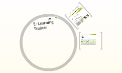 E-Learning Trainer
