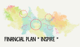 "FINANCIAL PLAN "" INSPIRE """