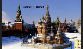 RUSIA - MOSCU