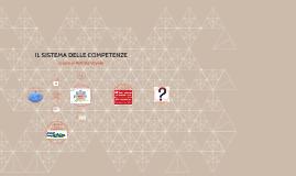 Copy of IL SISTEMA DELLE COMPETENZE