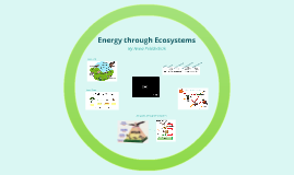 Energy through Ecosystems