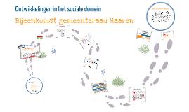presentatie Raad Haaren: 2013-04-11