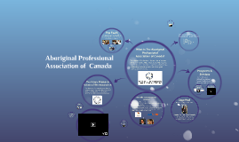 Aboriginal Professional Association of  Canada