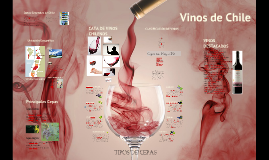 Copy of ENOLOGÍA- VINOS DE CHILE