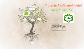 Proyecto Medio ambiental