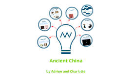 Ancient China History Project