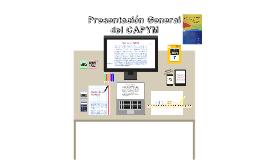 Presentación General del CAPYM