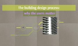 The building design process: