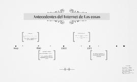 Copy of ANTECEDENTES DEL INTERNET DE LAS COSAS