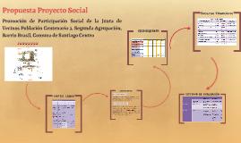 Propuesta Proyecto Social