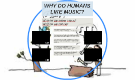 WHY DO HUMANS LIKE MUSIC?