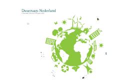 Duurzaam Nederland