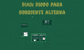 DIAC: Diodo para Corriente Alterna