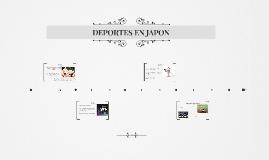 DEPORTES EN JAPON
