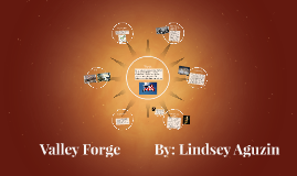 Valley Forge By: Lindsey Aguzin