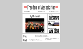 Copy of Freedom of Association