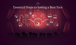 Essential Steps to having a Beat Face