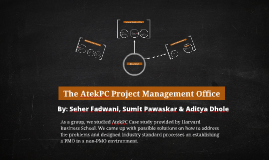 "the atekpc project management office Project management office external affairs by reading the case studies in the ""atekpc project management office • a project management office."