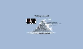 JAMP Scholarship (Med School)